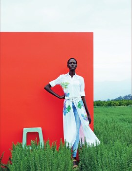 mixed message Ajak Deng by julia noni for neiman marcus 13