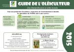 Guide de l'oléiculteur 2015