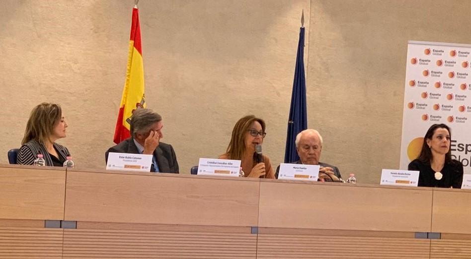 Acto de celebración del 40º aniversario de la Asociación de Funcionarios Internacionales Españoles (AFIE)
