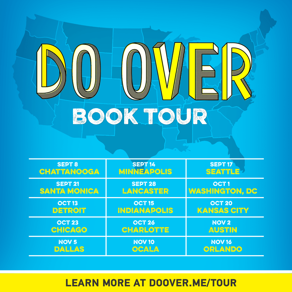 Jon Acuff in Indy: Do Over Tour