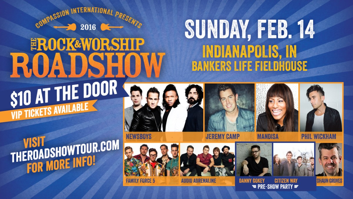 Rock & Worship Roadshow