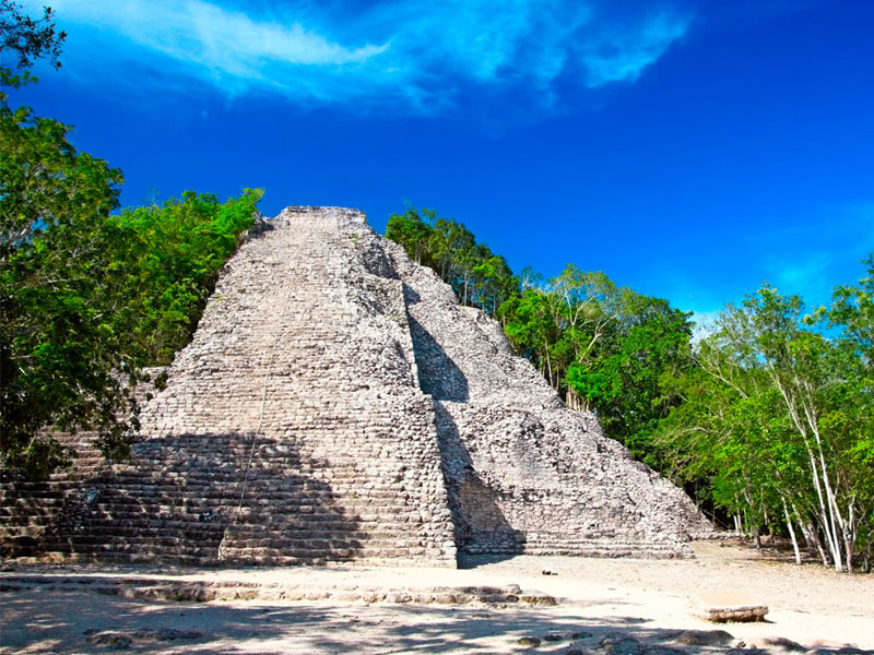 Tour Xel-Há All Inclusive - Cobá One Day with Transportation