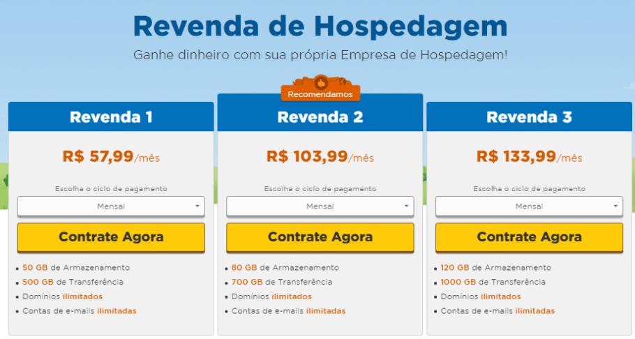 revenda hostgator brasil