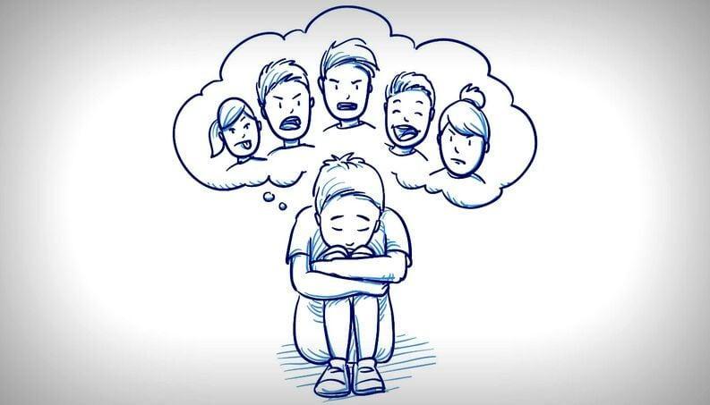 ansiedade e depressão em jovens