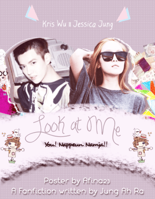 Poster-'Look-At-Me'