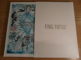 Crystal Artworks book and slipcase.