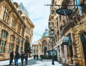 photos of bucharest