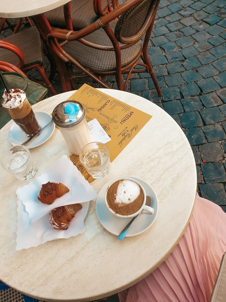 Sant' Eustachio Il Caffè, things to do in rome, rome things to do, rome cafes, cafes in rome, rome best cafes, best cafes in rome