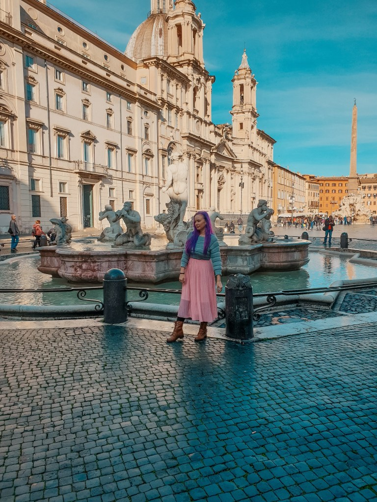 piazza navona, unknown rome sights to see