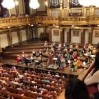 The Golden Hall at Musikverein in Vienna, July 2016