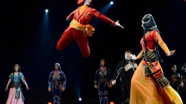 ЭРИСИОНИ: Скоро в Киеве грузинские песни и танцы (ФОТО ...