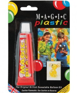 magiczny plastik