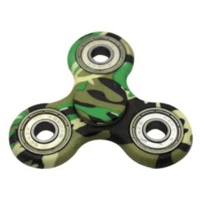spinner moro green