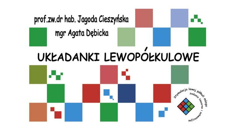 Układanki lewopółkulowe. Metoda krakowska