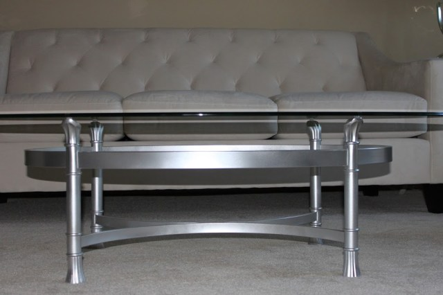 DIY: Coffee Table Makeover at Love at 350 Degrees