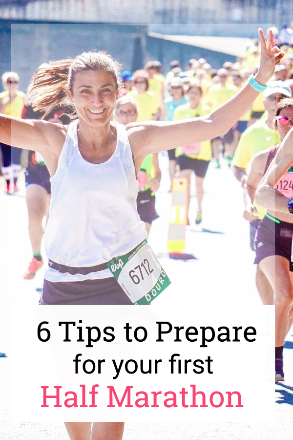 If you're new to distance running these tips for how to prepare for your first half marathon will get you started on your running journey!