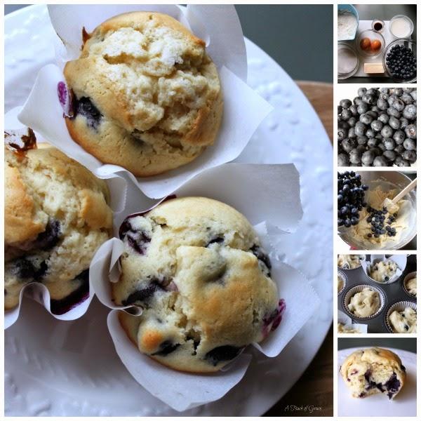 Blueberry-2Bmuffins