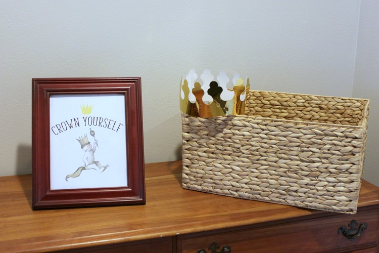 This adorable Where The Wild Things Are themed birthday has all the details!