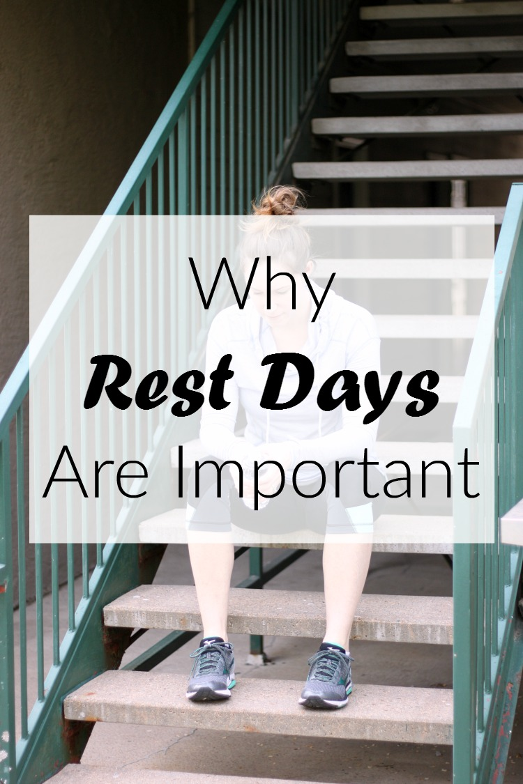 We all know fitness is important. But rest days are just as important. Here are a few reasons why rest days are important.