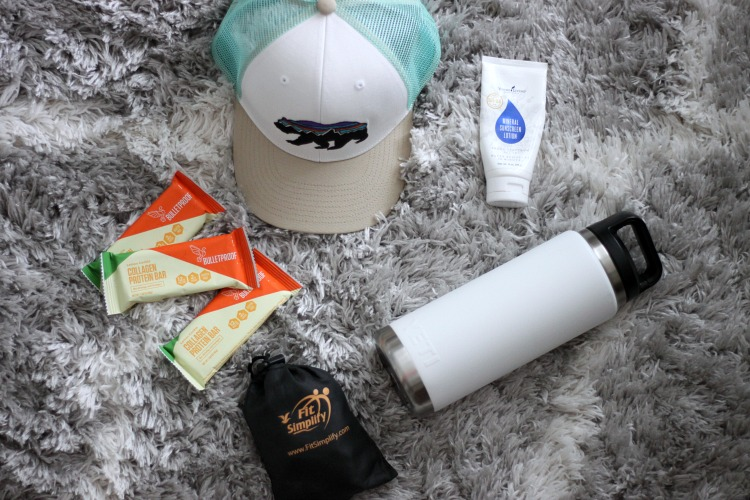 Summer is just around the corner, and if you want to stay on track with your health and fitness, check out my summer must haves for a healthy lifestyle.