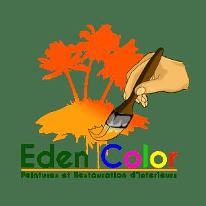 Logo Eden Color
