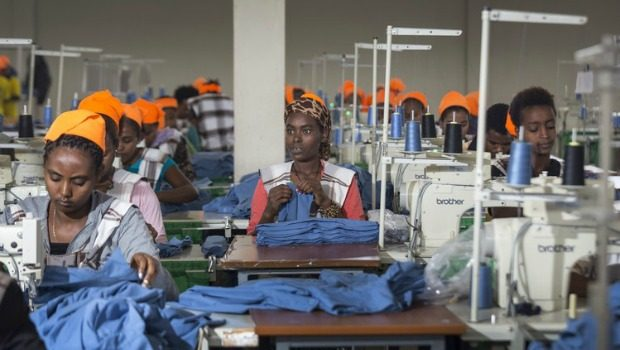 sub-Saharan African growth - Africa attractive to clothing brands