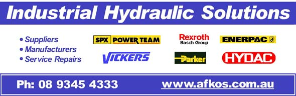 Industrial Hydraulic Solutions