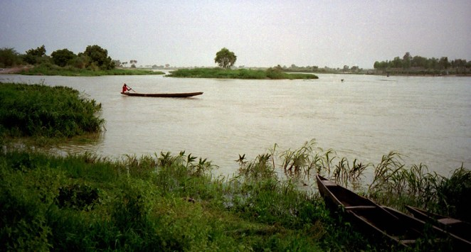 Niger River (wikimedia commons)