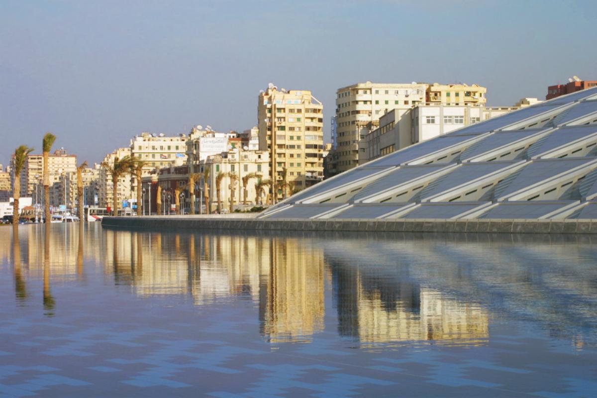 City Guide Alexandria Egypt