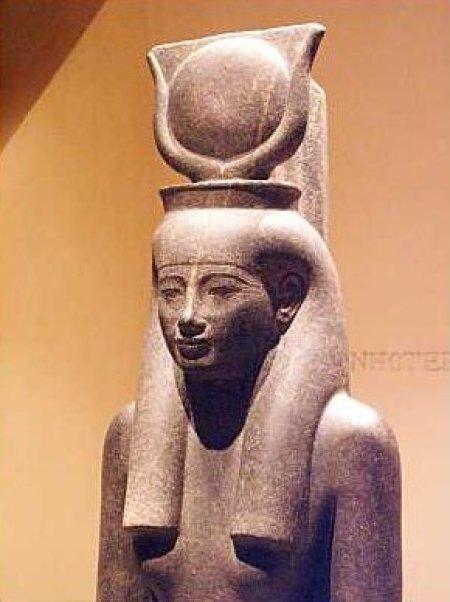 Statue of Hathor, Luxor Museum