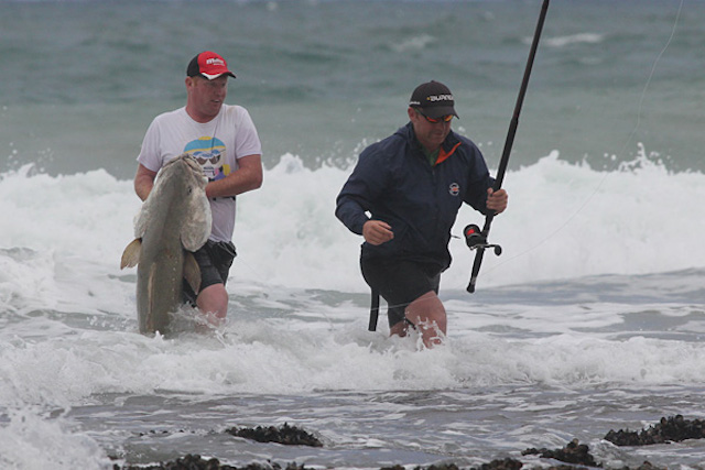 breede river lodge fishing