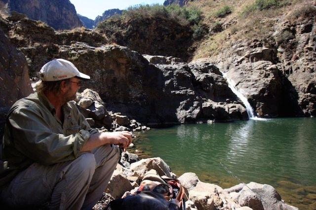 fishing in lesotho