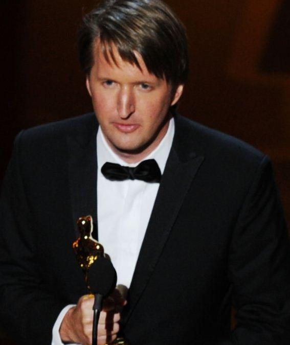 المخرج البريطاني توم هوبر