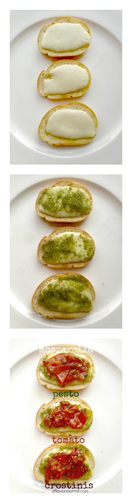 pinterest crostinis