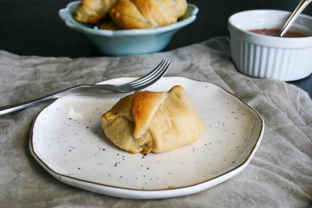 turkey sausage breakfast pockets   a flavor journal
