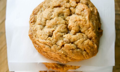 toffee crunch pudding cookies | toffee crunch pudding cookies are some of my favorite cookies! use simple vanilla pudding cookies, and add Heath bar crumbles (or toffee crunch crumbles).