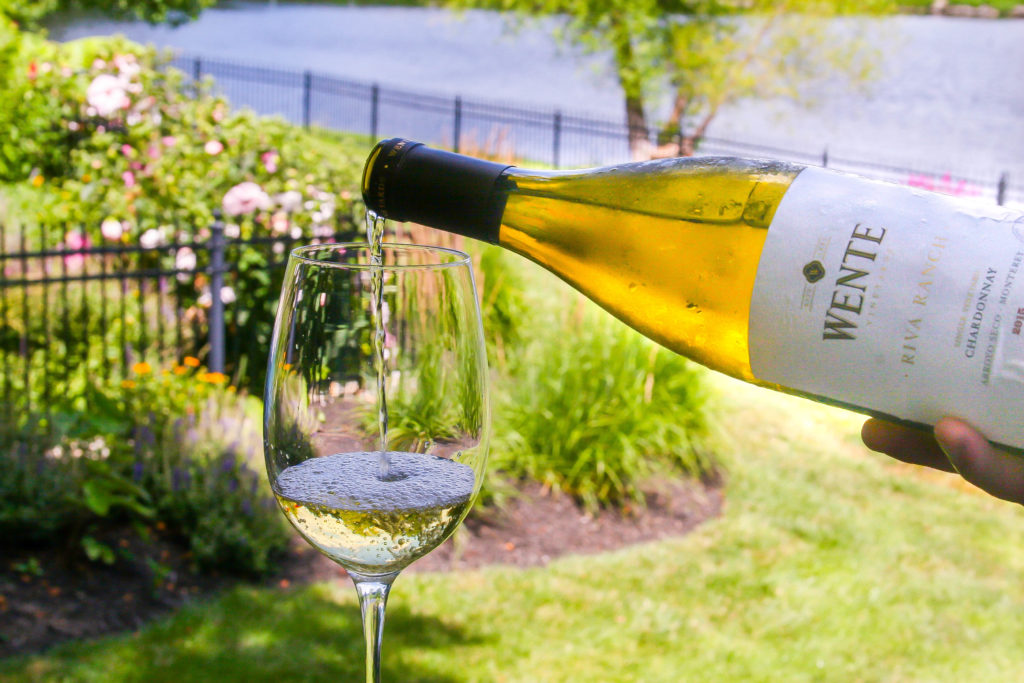 cheers to YOU, and to the season of summer, with Wente wines!   a flavor journal