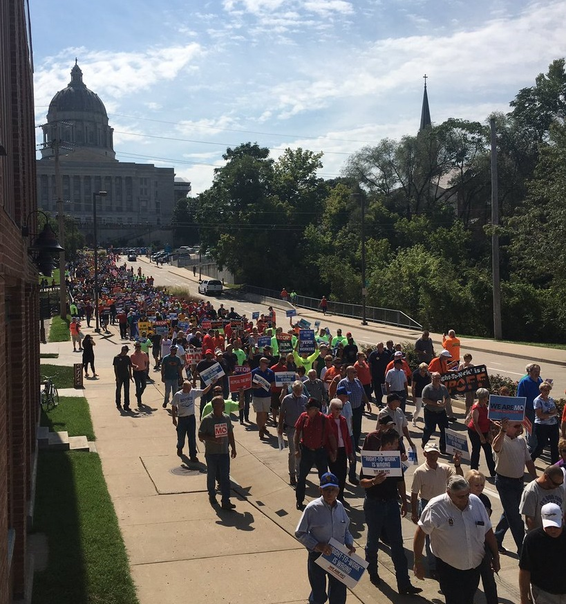 St. Louis RTW Rally