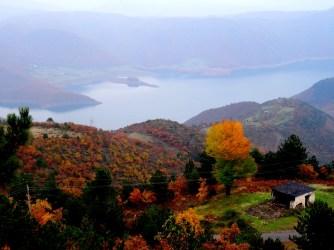 Dans les montagnes Albanaises...