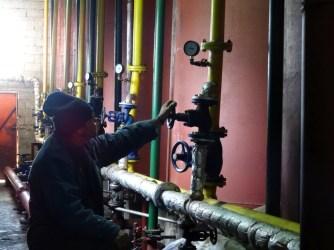 La raffinerie d'huile