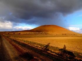 La plaine des vieux volcans
