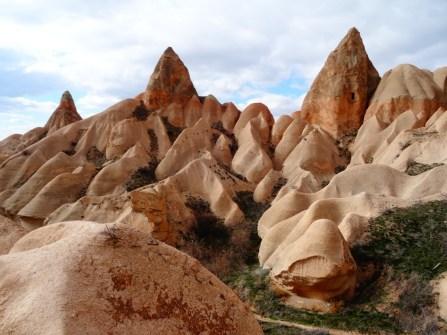 Balade en Cappadocie
