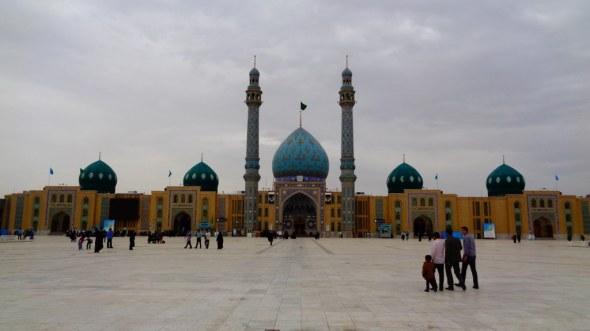 La mosquée de Jankaran
