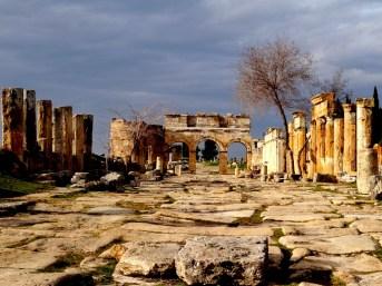 Pamukkale - et son petit site antique