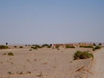 Le karvansara de Maranjab