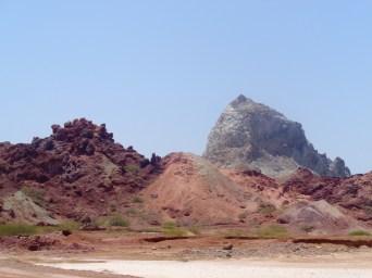 L'île d'Hormouz