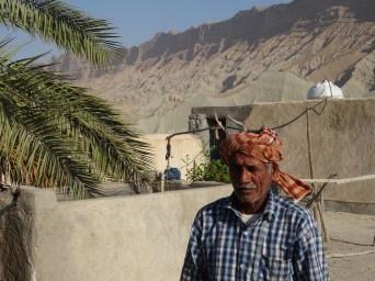 Ali, home du désert