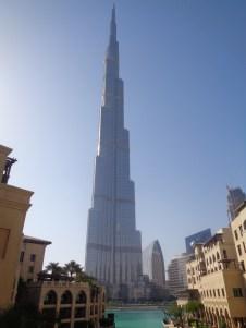 Dubai - La Burj Kalifa, lubie sommitale