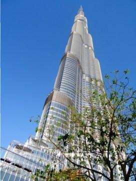 33. La Burj Kalifa, lubie sommitale