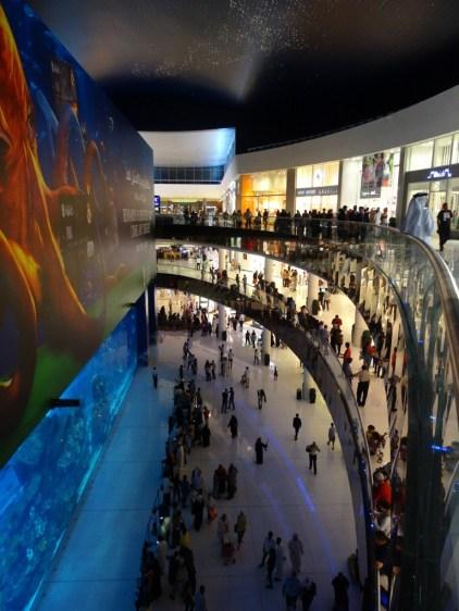 9. Un Mall labyrinthique